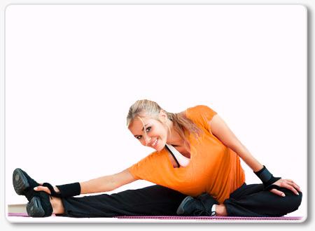 Fitness und Fitnesstraining bei Ladysportiv