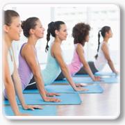Group Fitness Kursprogramm - Fitnesstraining in der Gruppe