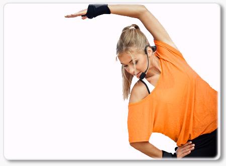 Frauenfitness Fitness für Frauen